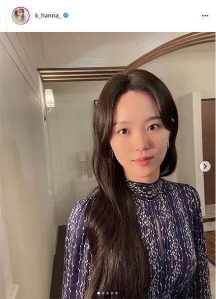 คังฮันนา (Kang Ha Na)