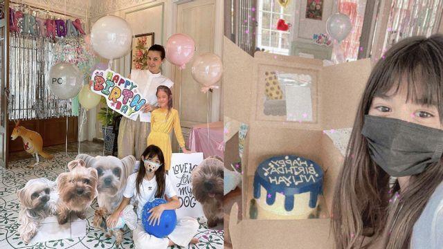 ธัญญ่า พร้อมครอบครัว ฉลองวันเกิด 'น้องลียา' แจ่มว้าว ถูกใจลูกสาวคนสวย
