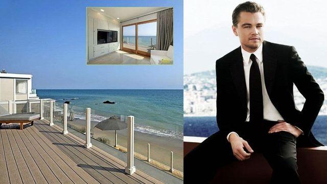 ลีโอนาร์โด ขายบ้านริมหาดมาลิบู 300 ล้าน คาดเป็นหลังที่มีข่าวฮือฮาก่อนหน้า