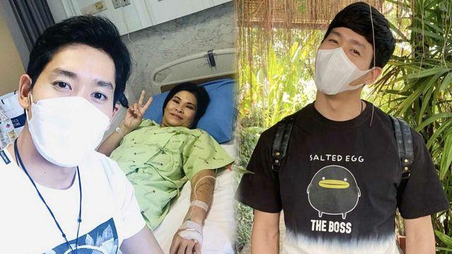 ไนกี้ เล่าแม่ป่วยเข้าโรงพยาบาล กังวลหนัก ระงับฉีดวัคซีนโควิดเข็ม2