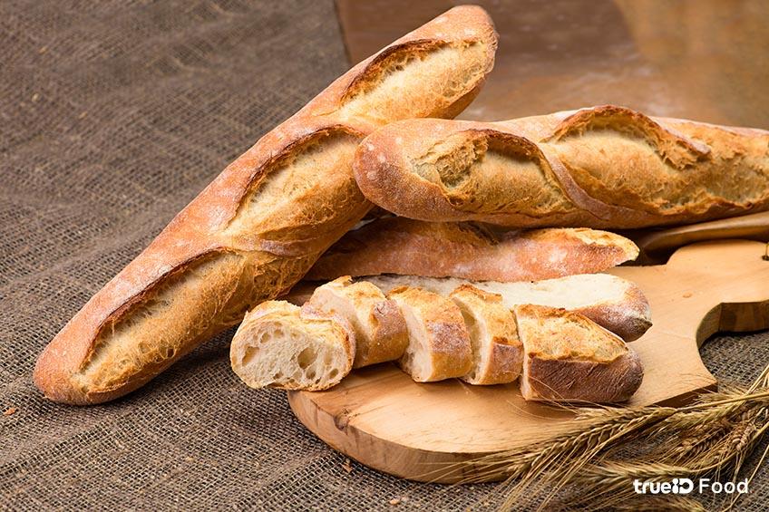 ขนมปัง ขนมปังฝรั่งเศส ขนมปังแข็ง