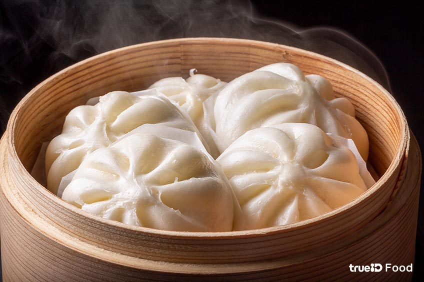 ซาลาเปา หมั่นโถว อาหารจีน