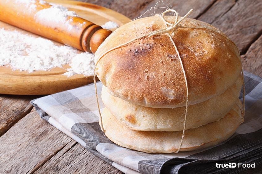 ขนมปัง พีต้า ขนมปังพีต้า