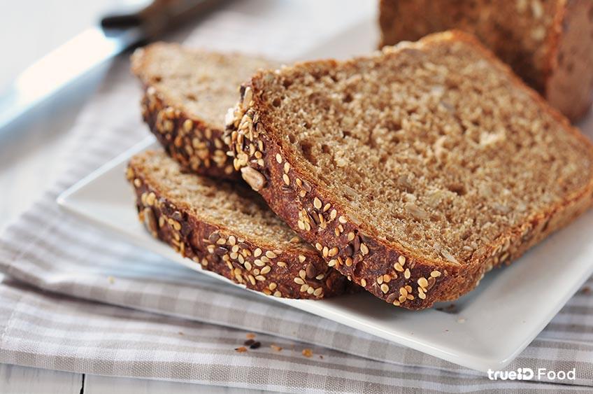 ขนมปัง ขนมปังโฮลวีต ขนมปังเพื่อสุขภาพ