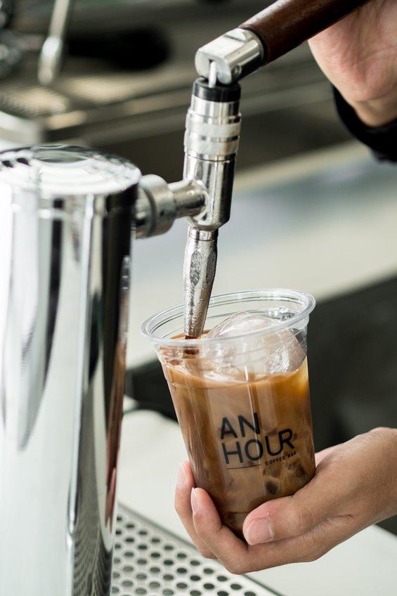 ร้านกาแฟ เกษตร-นวมินทร์