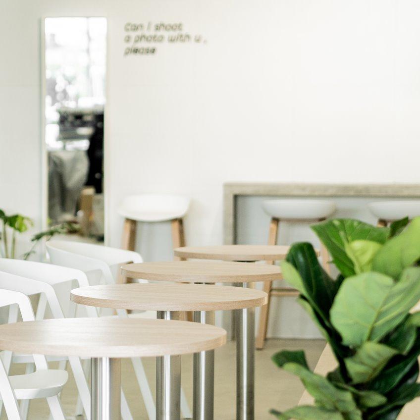 An Hour Coffee Bar ร้านกาแฟ เกษตร-นวมินทร์
