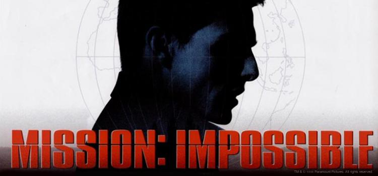 Mission: Impossible มิชชั่น:อิมพอสซิเบิ้ล