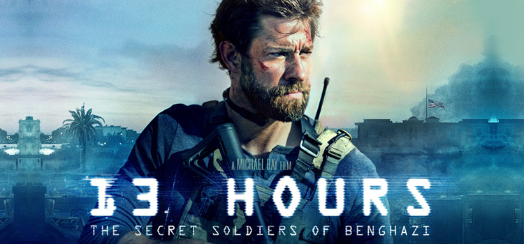 13 Hours: The Secret Soldiers Of Benghazi 13 ชม. ทหารลับแห่งเบนกาซี -  ดูหนังออนไลน์
