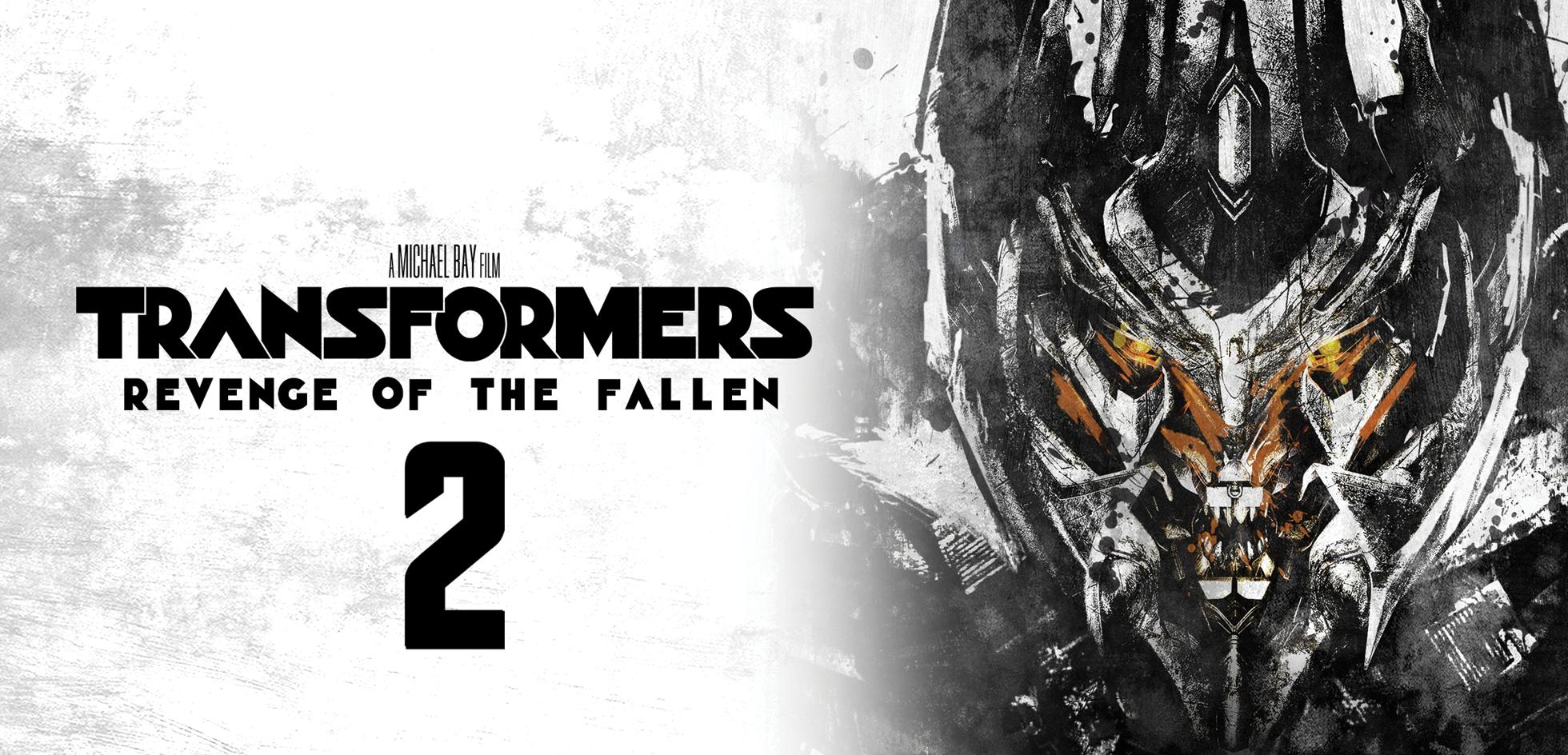 Transformers: Revenge of the Fallen ทรานส์ฟอร์มเมอร์ส อภิมหาสงครามแค้น