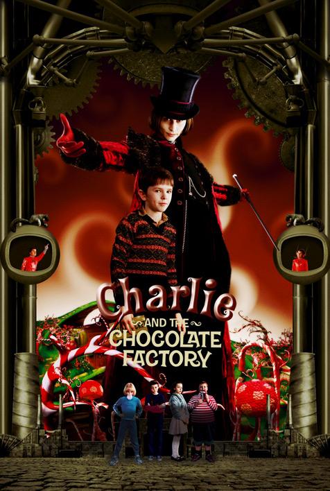 ชาร์ลี กับโรงงานช็อกโกแลต