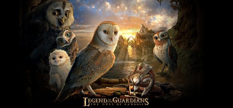 มหาตำนานวีรบุรุษองครักษ์: นกฮูกผู้พิทักษ์แห่งกาฮูล