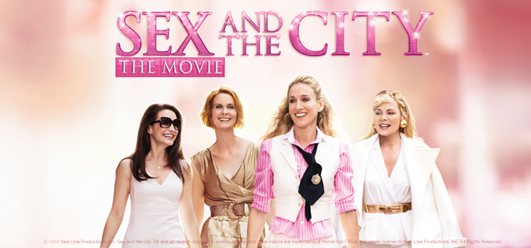 Sex and the City เซ็กซ์ แอนด์ เดอะ ซิตี้