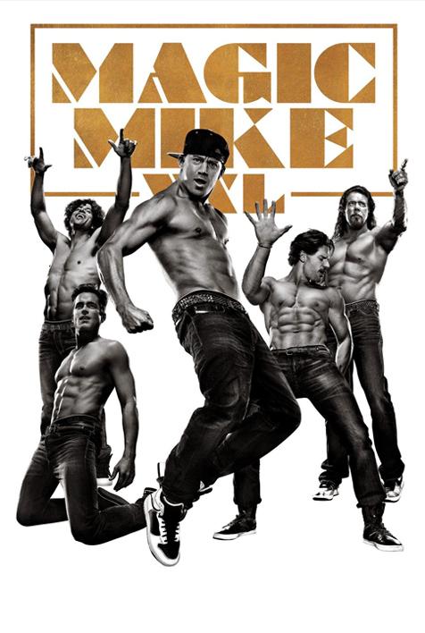 แมจิค ไมค์ XXL เต้นเปลื้องฝัน