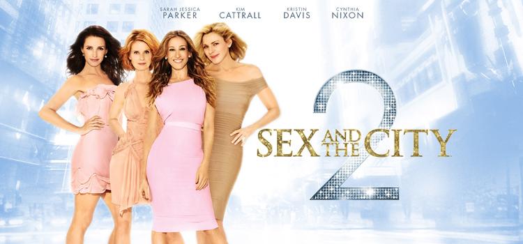 Sex and the City 2 เซ็กซ์ แอนด์ เดอะ ซิตี้ 2