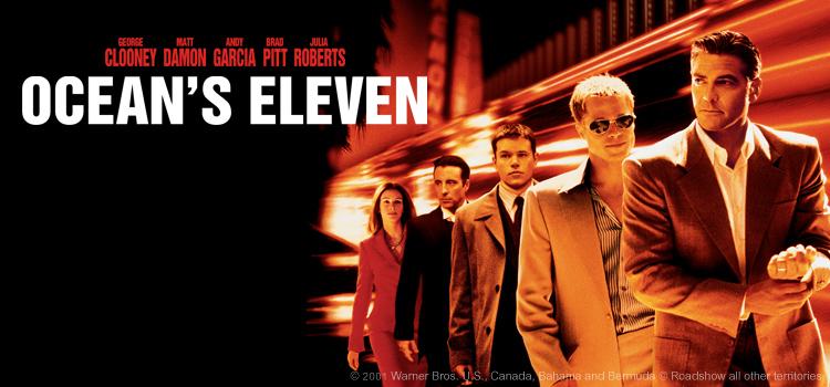 Ocean's Eleven คนเหนือเมฆปล้นลอกคราบเมือง