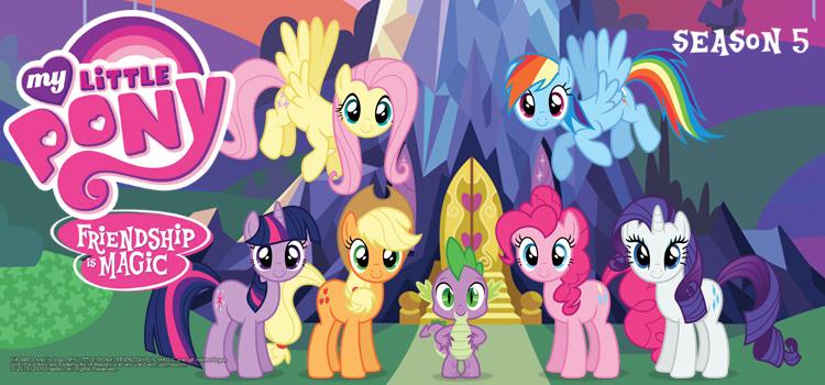 My Little Pony: Friendship is Magic Season 5 ตอนที่ 1 แผนที่คิวตี้มาร์ค ตอนที่ 1