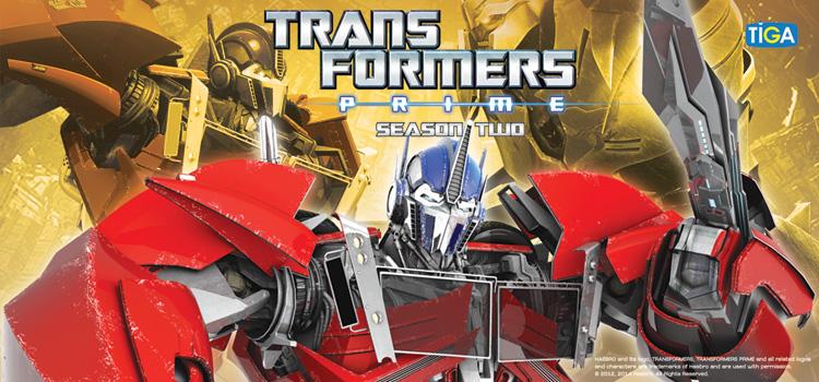 Transformers Prime Season 2 สงครามจักรกลพิฆาต ปี 2 ตอนที่ 1: โอไรอ้อนแพ็ค 1