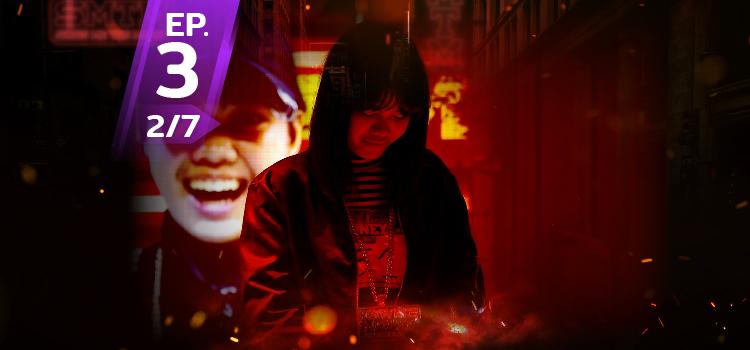 ดูย้อนหลัง Show me the money EP3 (2/7) - SMTM Episode 3 (2/7)