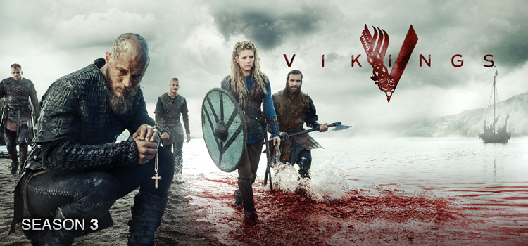 Vikings Season 3 ไวกิ้งส์ นักรบพิชิตโลก ปี 3 ตอนที่ 1