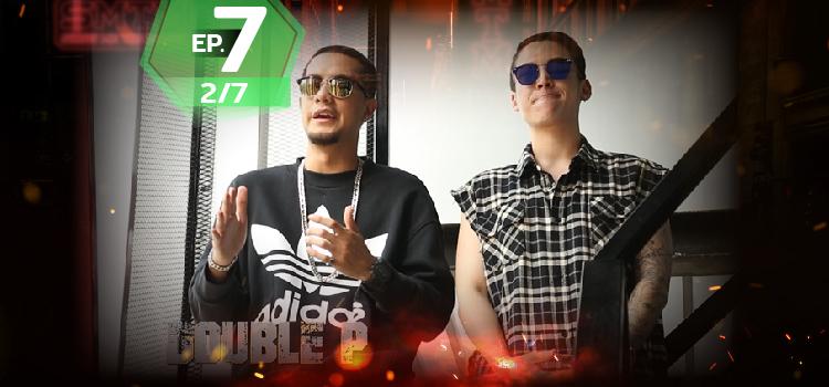 ดูย้อนหลัง Show me the money EP7 (2/7) - SMTM Episode 7 (2/7)