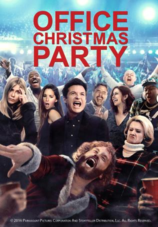 ออฟฟิศ คริสต์มาส ปาร์ตี้