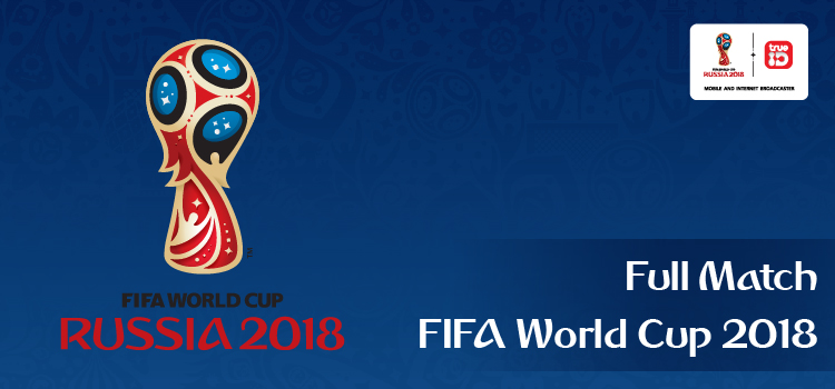 Full Match FIFA World Cup 2018 World Cup 2018 : The Winner