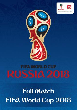 Full Match FIFA World Cup 2018