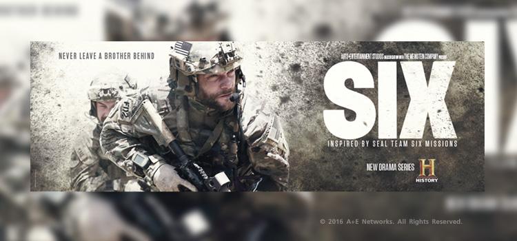 SIX season 1 SIX ปี 1 (Trailer)