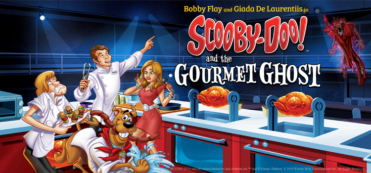 Scooby-Doo! and the Gourmet Ghost Scooby-Doo! and the Gourmet Ghost