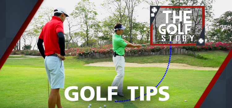 Golf tips by The Golf Story Golf tips by The Golf Story ตอนที่ 1 วิธีการตีให้แม่นลูกกับการเข้าใจการทำงานของหัวไหล่