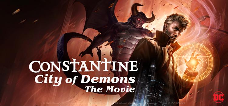 Constantine: City of Demons Constantine: City of Demons