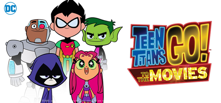 Teen Titans Go! To the Movies Teen Titans Go! To the Movies