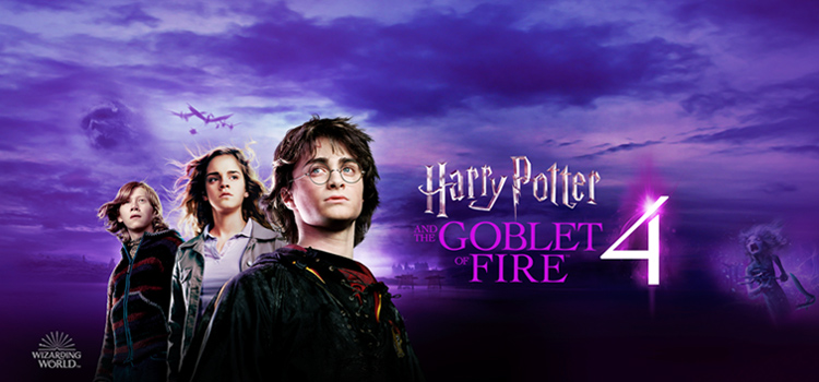 Harry Potter and the Goblet of Fire แฮร์รี่ พอตเตอร์กับถ้วยอัคนี