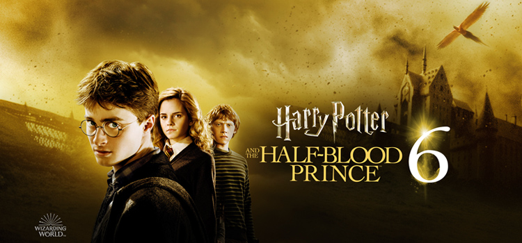 Harry Potter and the Half Blood Prince แฮร์รี่ พอตเตอร์กับเจ้าชายเลือดผสม