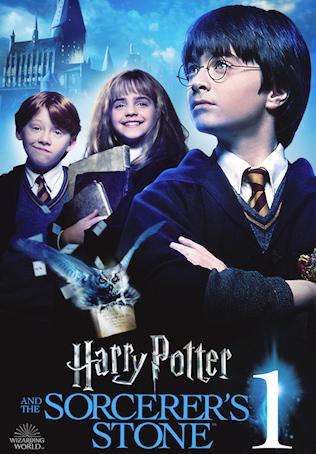 Harry Potter and the Sorcerer's Stone แฮร์รี่ พอตเตอร์กับศิลาอาถรรพ์ - ดูหนังออนไลน์