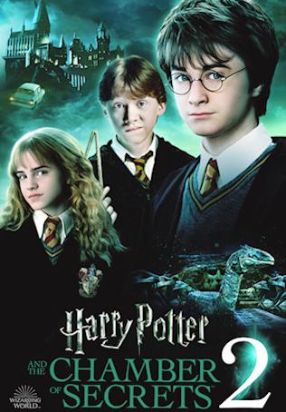 แฮร์รี่ พอตเตอร์กับห้องแห่งความลับ