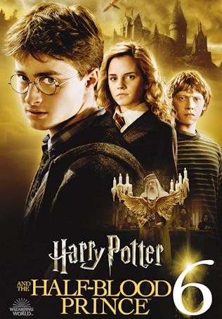 แฮร์รี่ พอตเตอร์กับเจ้าชายเลือดผสม