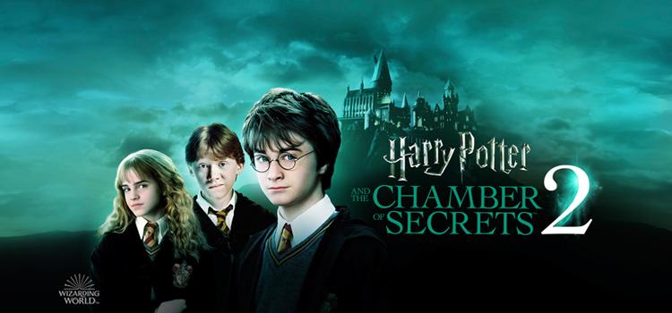 Harry Potter and the Chamber of Secrets แฮร์รี่ พอตเตอร์กับห้องแห่งความลับ