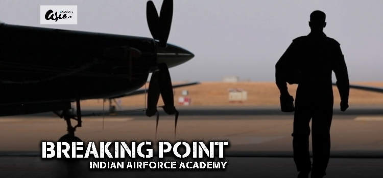 BREAKING POINT: AIR FORCE ACADEMY (REHOST) BREAKING POINT: AIR FORCE ACADEMY (REHOST) : ตอนที่ 1