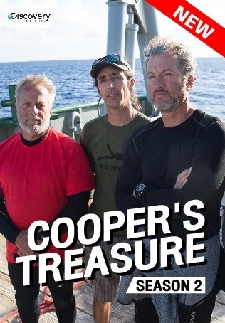 COOPER'S TREASURE ปี 2
