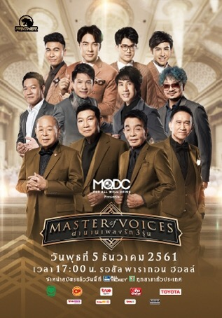 Master of Voices