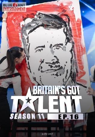 BRITAIN'S GOT TALENT ปี 11 ตอนที่ 16 : SEMI FINALS 5