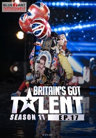 BRITAIN'S GOT TALENT ปี 11 ตอนที่ 17 : SEMI FINALS 5 RESULT