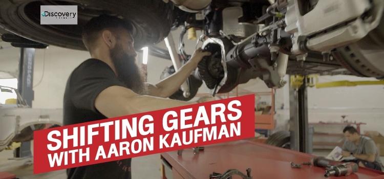 SHIFTING GEARS WITH AARON KAUFMAN : RALLY TIME