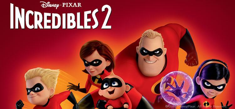 Trailer Incredibles 2 ตัวอย่างภาพยนตร์ รวมเหล่ายอดคนพิทักษ์โลก 2