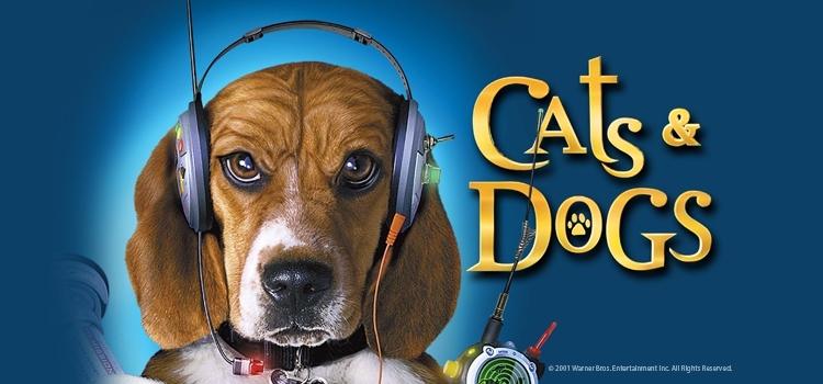 Cats & Dogs สงครามพยัคฆ์ร้ายขนปุย