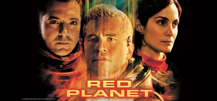 Red Planet ดาวแดงเดือด