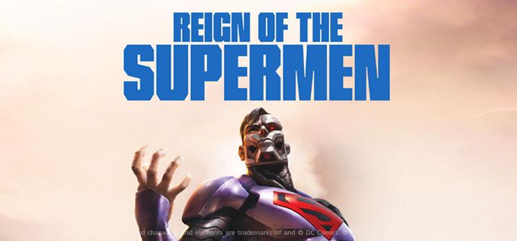 Reign Of The Supermen Reign Of The Supermen
