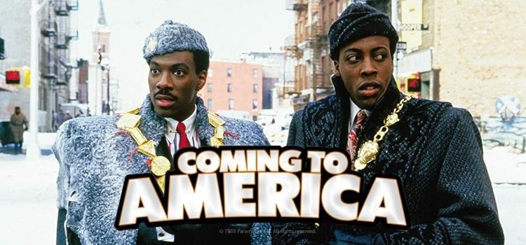 Coming to America มาอเมริกาน่าจะดี