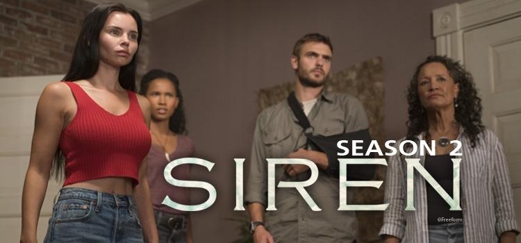 Siren Season 2 Siren ปี 2 ตอนที่ 1